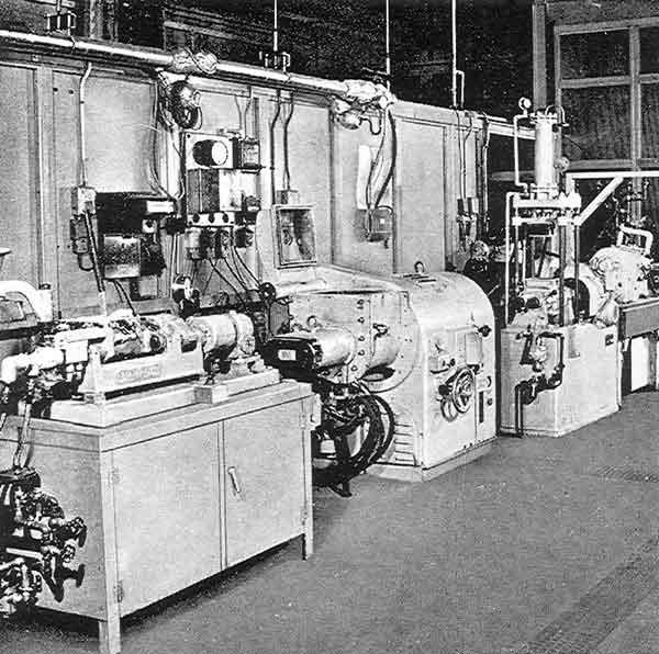 Pont nylon growth 1960