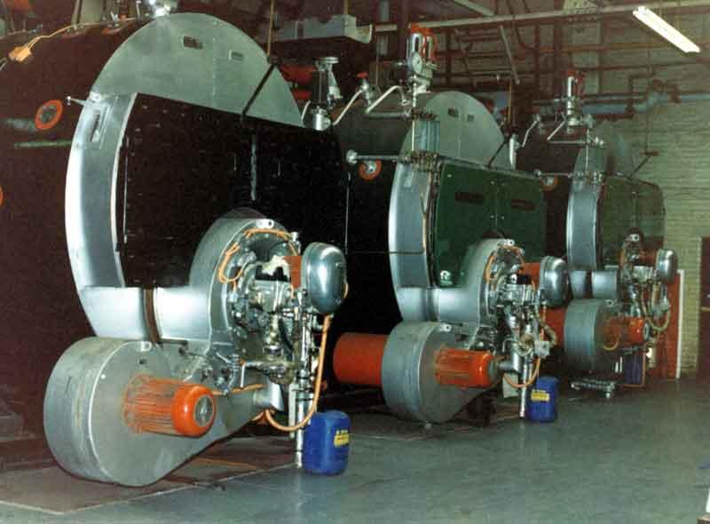 Steam Boiler: Steam Boiler Definition